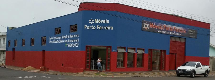 Móvei Porto Ferreira - Nossa Fábrica