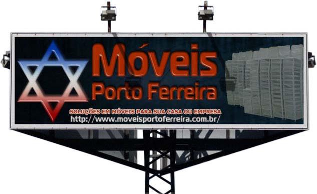Móveis Porto Ferreira
