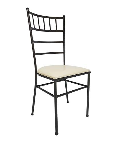 Cadeira Tiffany de Chapa...